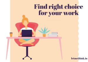 choosing the right freelancer