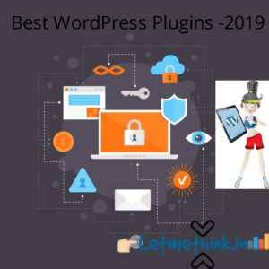 best wordrpress plugins 2019