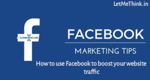 How to use Facebook to boost your website traffic